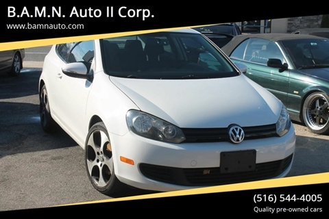2011 Volkswagen Golf for sale at B.A.M.N. Auto II Corp. in Freeport NY