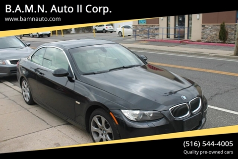 2007 BMW 3 Series for sale at B.A.M.N. Auto II Corp. in Freeport NY