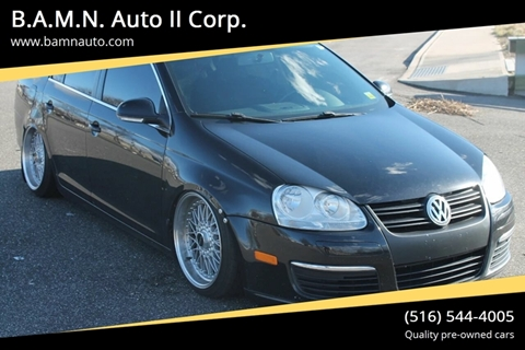 2010 Volkswagen Jetta for sale at B.A.M.N. Auto II Corp. in Freeport NY