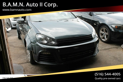 2011 Volkswagen GTI for sale at B.A.M.N. Auto II Corp. in Freeport NY