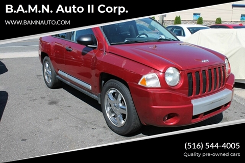 2007 Jeep Compass for sale at B.A.M.N. Auto II Corp. in Freeport NY