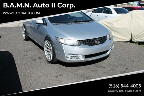 2009 Honda Civic for sale at B.A.M.N. Auto II Corp. in Freeport NY