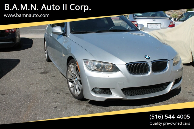 2010 BMW 3 Series for sale at B.A.M.N. Auto II Corp. in Freeport NY
