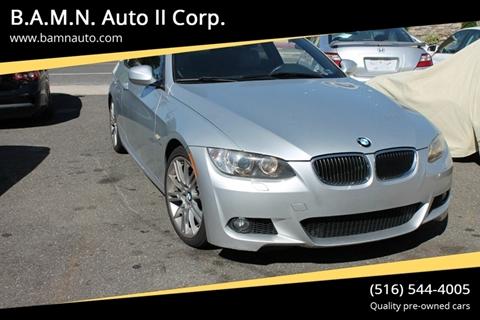 2010 BMW 3 Series for sale at B.A.M.N. Auto II Corp. in Freeport NY
