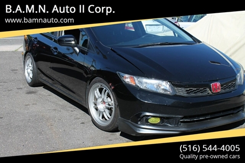 2015 Honda Civic for sale at B.A.M.N. Auto II Corp. in Freeport NY