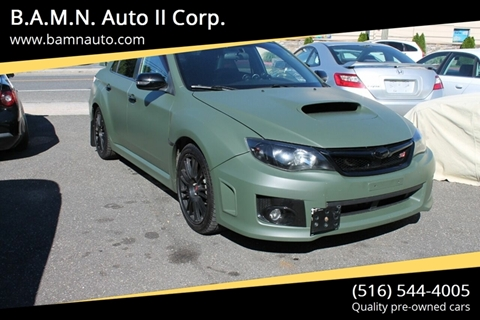 2014 Subaru Impreza for sale at B.A.M.N. Auto II Corp. in Freeport NY