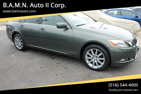 2006 Lexus GS 300 for sale at B.A.M.N. Auto II Corp. in Freeport NY