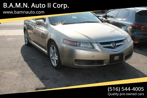 2004 Acura TL for sale at B.A.M.N. Auto II Corp. in Freeport NY