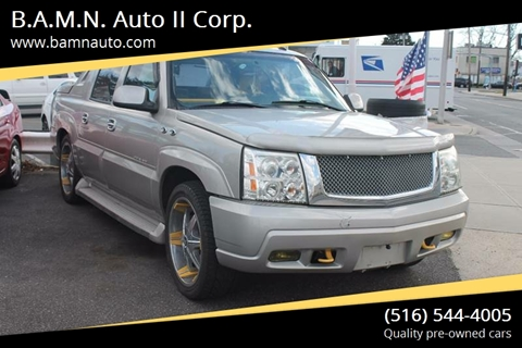 2005 Cadillac Escalade EXT for sale at B.A.M.N. Auto II Corp. in Freeport NY