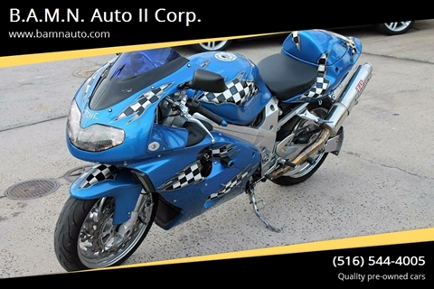 2000 Suzuki TL 1000 for sale at B.A.M.N. Auto II Corp. in Freeport NY