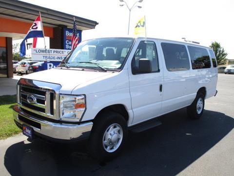 2014 Ford E-Series Wagon for sale in Cedar Rapids, IA