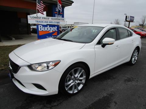 2017 Mazda MAZDA6 for sale in Cedar Rapids, IA