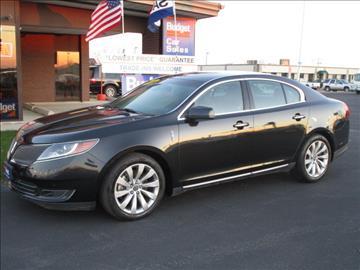 2014 Lincoln MKS for sale in Cedar Rapids, IA