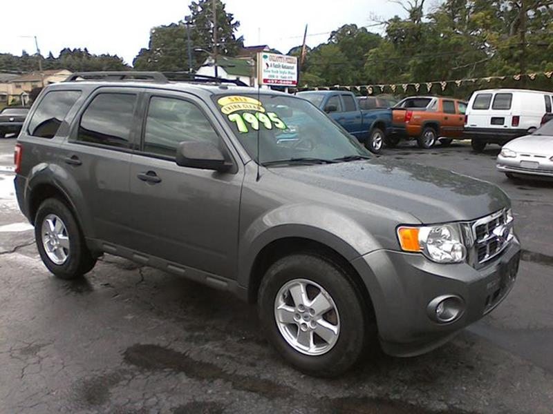 2011 Ford Escape XLT In Old Forge PA - Petillo Motors