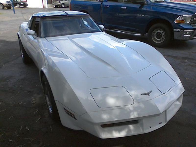 1981 Chevrolet Corvette In Old Forge PA - Petillo Motors