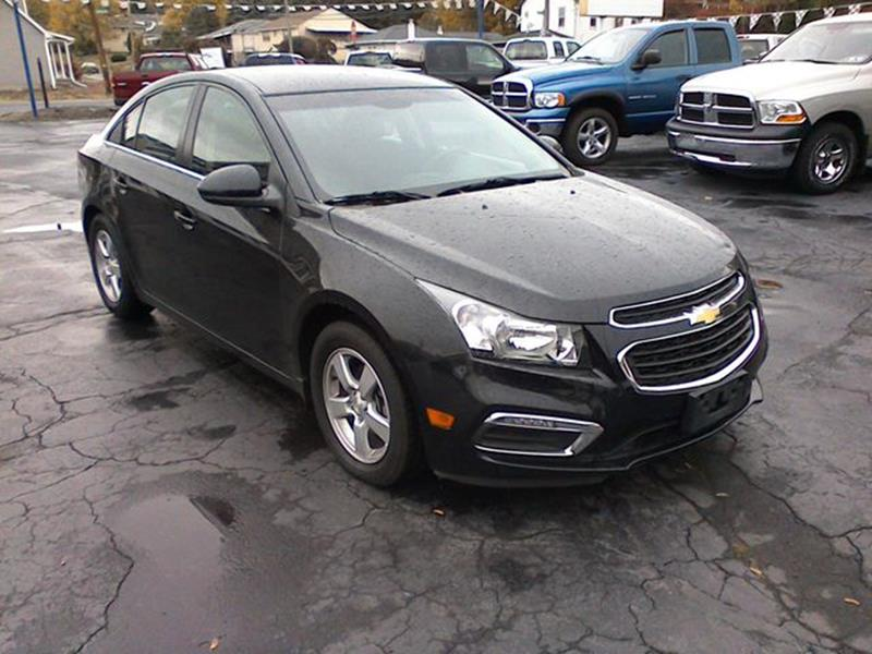 2016 Chevrolet Cruze Limited 1LT Auto In Old Forge PA - Petillo Motors