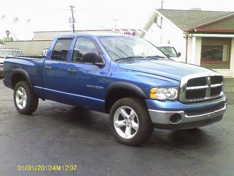 2005 dodge ram pickup 1500 for sale. Black Bedroom Furniture Sets. Home Design Ideas