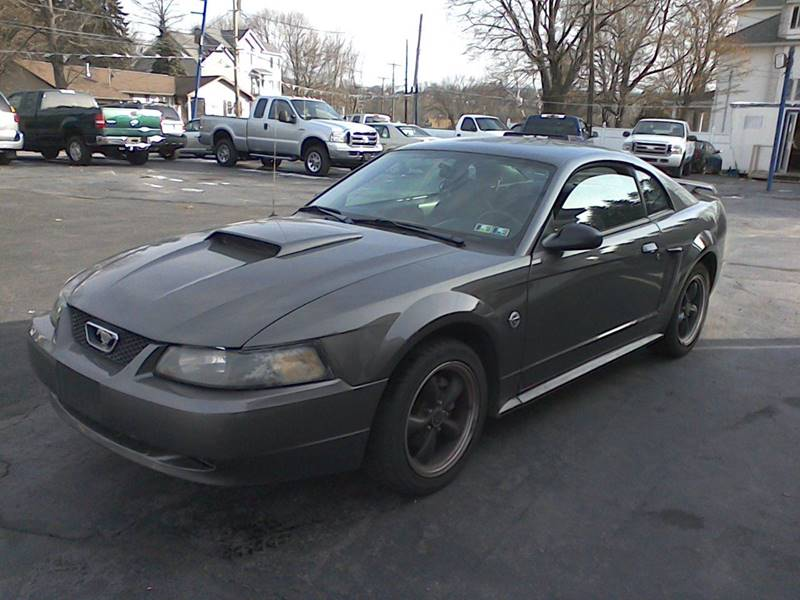2004 Ford Mustang In Old Forge PA - Petillo Motors