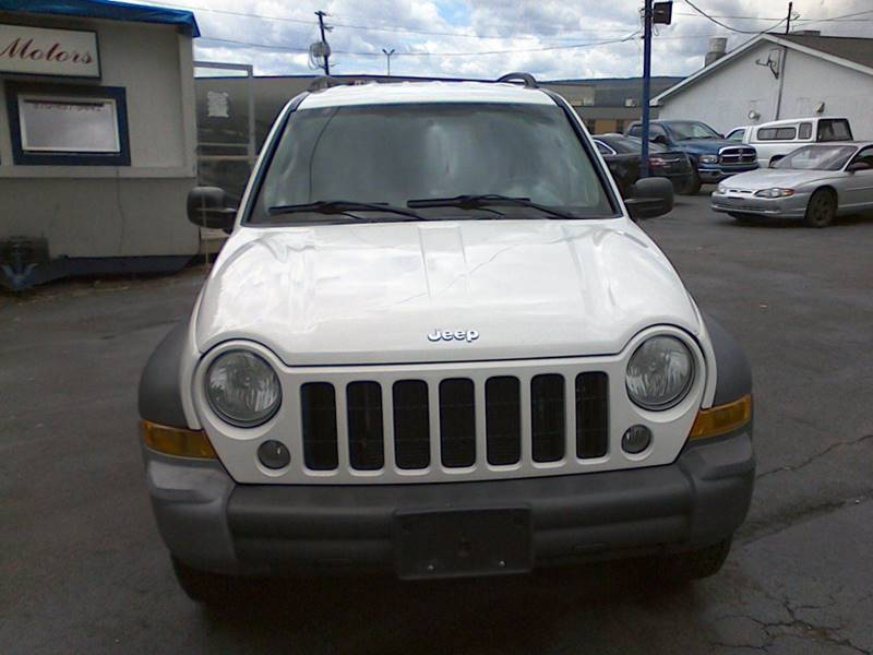 2007 Jeep Liberty For Sale At Petillo Motors In Old Forge PA