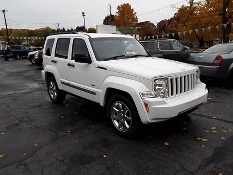 2012 Jeep Liberty for sale in Old Forge, PA