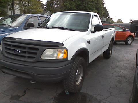 2002 Ford F-150 for sale in Old Forge, PA