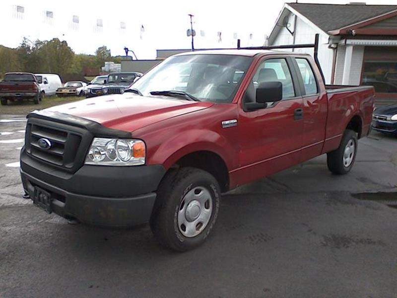 2008 Ford F-150 In Old Forge PA - Petillo Motors