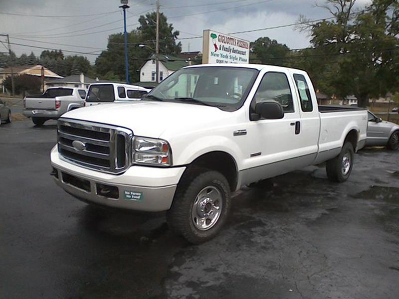 2006 Ford F-250 Super Duty In Old Forge PA - Petillo Motors