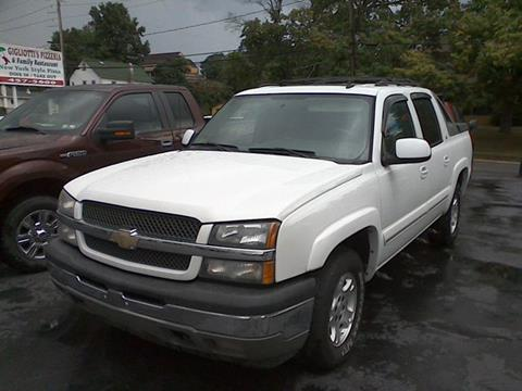 2006 Chevrolet Avalanche for sale in Old Forge, PA