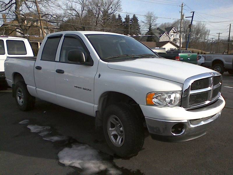 2005 Dodge Ram Pickup 1500 SLT In Old Forge PA - Petillo Motors