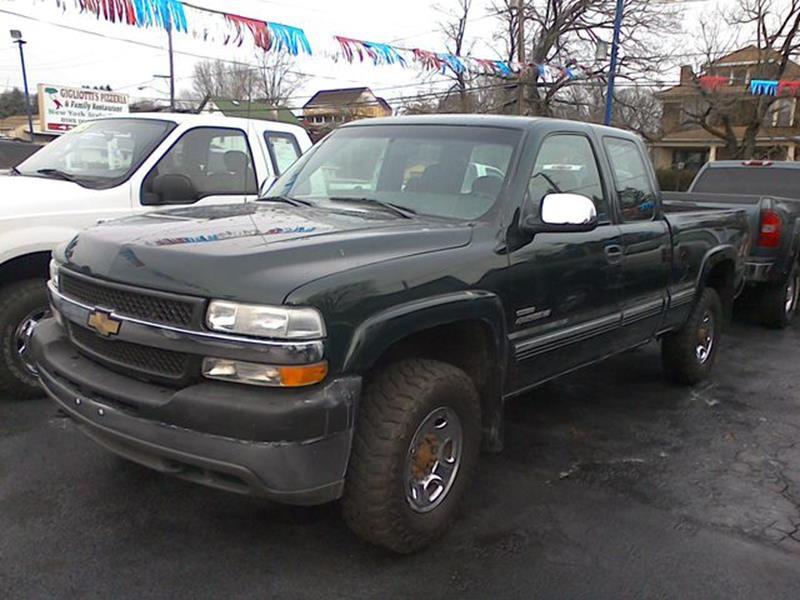 2001 Chevrolet Silverado 2500HD In Old Forge PA - Petillo Motors