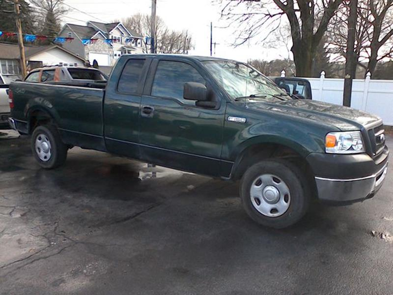 2007 Ford F-150 In Old Forge PA - Petillo Motors