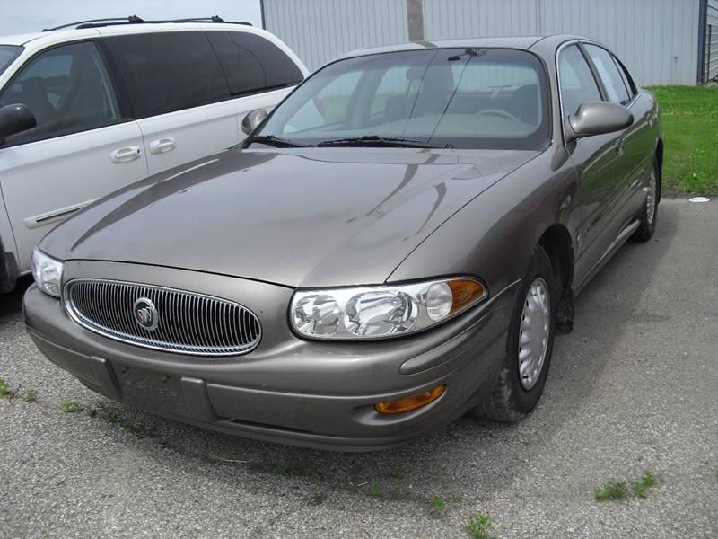 Buick LeSabre Custom In Humboldt IA BN Auto Sales Chrysler - Dodge buick