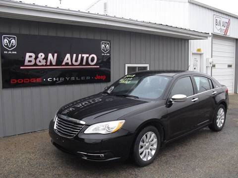 2013 Chrysler 200 for sale in Humboldt, IA