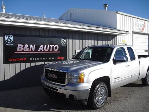 2010 GMC C/K 1500 Series for sale in Humboldt, IA