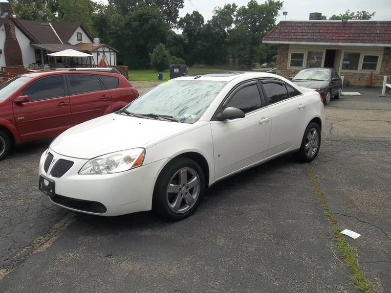 2008 pontiac g6 gt 4dr sedan in new kensington pa bama. Black Bedroom Furniture Sets. Home Design Ideas
