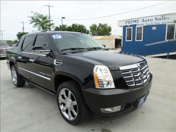 2007 Cadillac Escalade EXT for sale at Prime Auto Sales in Baltimore MD