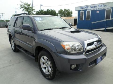 2007 Toyota 4Runner for sale at Prime Auto Sales in Baltimore MD