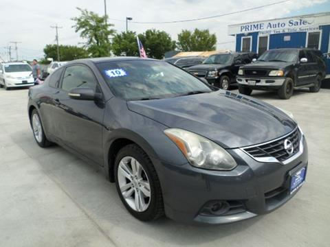 2010 Nissan Altima for sale at Prime Auto Sales in Baltimore MD