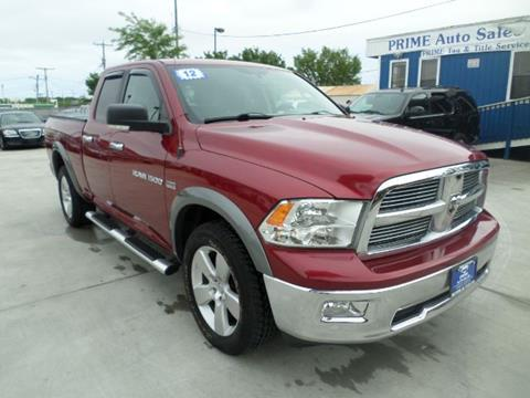 2012 RAM Ram Pickup 1500 for sale at Prime Auto Sales in Baltimore MD