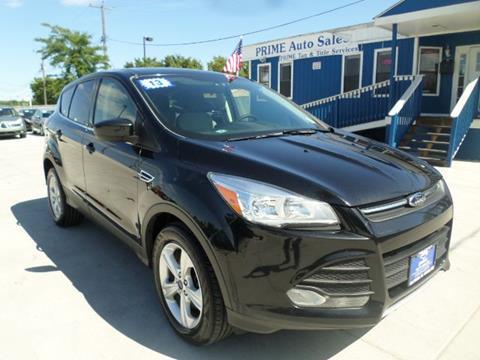 2013 Ford Escape for sale at Prime Auto Sales in Baltimore MD
