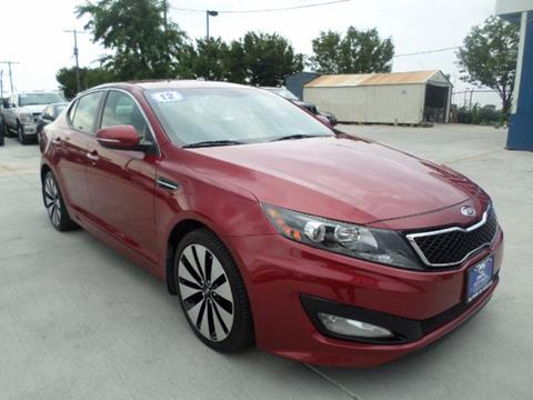 2012 Kia Optima for sale at Prime Auto Sales in Baltimore MD