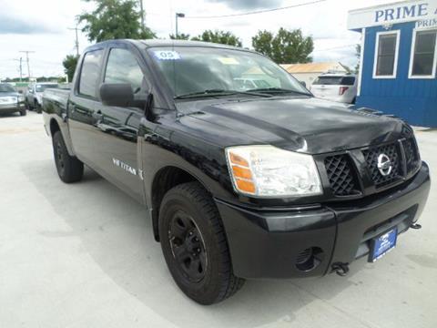 2005 Nissan Titan for sale at Prime Auto Sales in Baltimore MD
