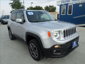2015 Jeep Renegade for sale at Prime Auto Sales in Baltimore MD
