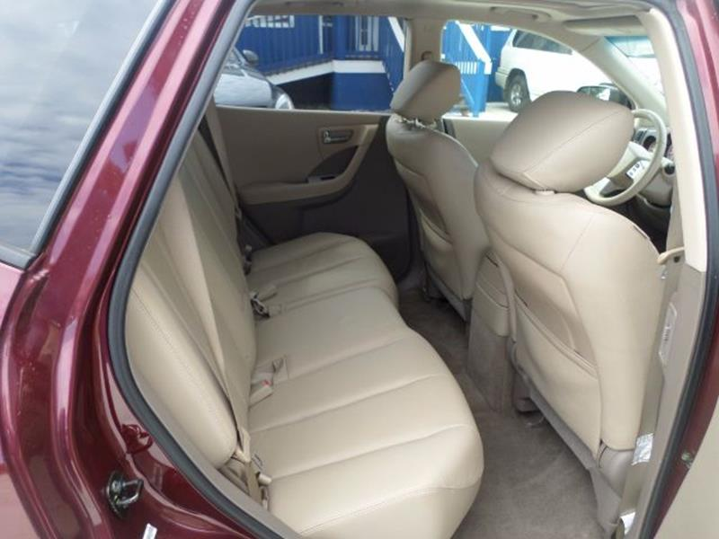 2007 Nissan Murano for sale at Prime Auto Sales in Baltimore MD