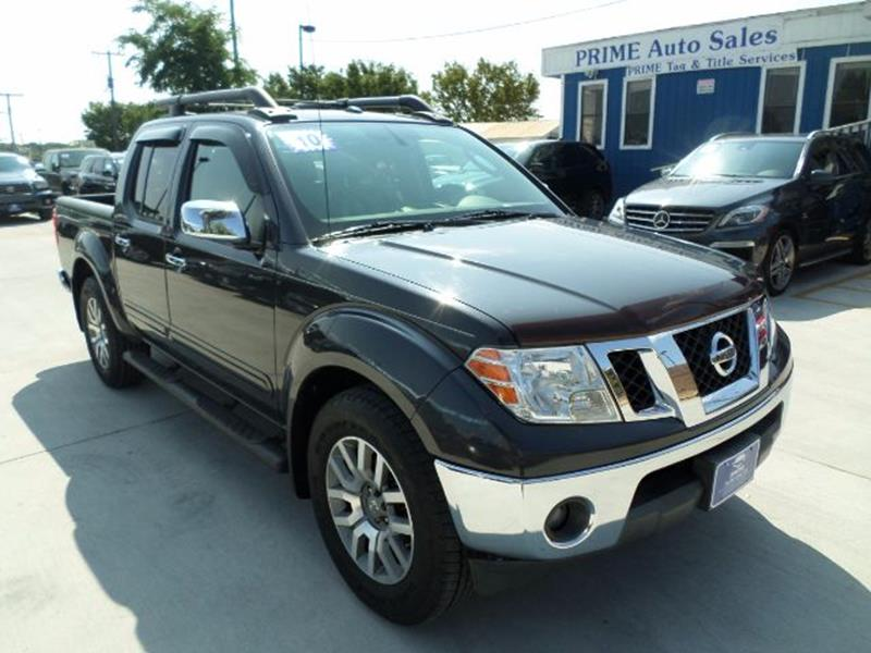 2010 Nissan Frontier for sale at Prime Auto Sales in Baltimore MD