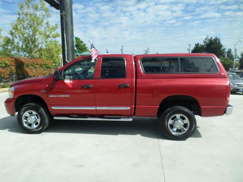 2006 Dodge Ram Pickup 2500 for sale at Prime Auto Sales in Baltimore MD