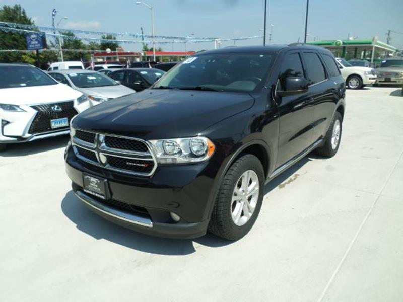 2013 Dodge Durango for sale at Prime Auto Sales in Baltimore MD
