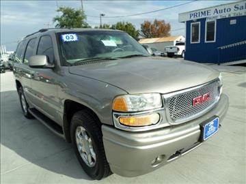 2003 GMC Yukon for sale at Prime Auto Sales in Baltimore MD