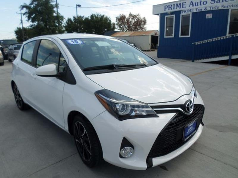 2015 Toyota Yaris for sale at Prime Auto Sales in Baltimore MD
