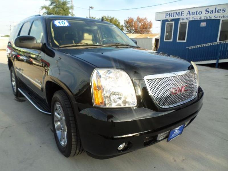 2010 GMC Yukon for sale at Prime Auto Sales in Baltimore MD